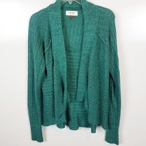 Xl Sonoma Lifestyle Knit Sweater Cardigan